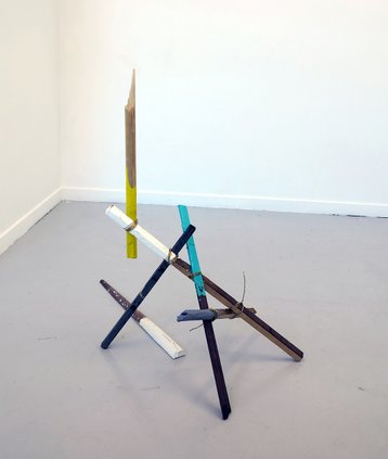 Number 1 (Pollocking My Pants), Kjetil Detroit Kristensen, contemporary art